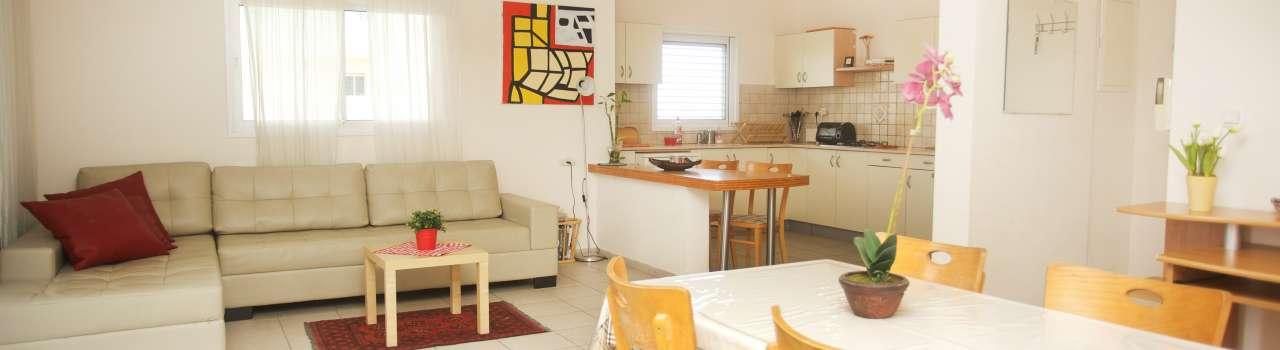Raanana Luxury Holiday (05)- 2 BR apartment - west Raanana