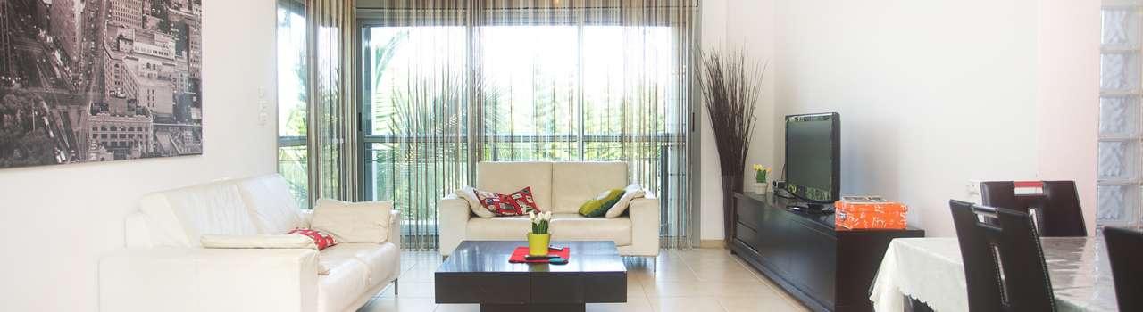 Raanana Luxury Holiday - 3 BR apartment - east Raanana