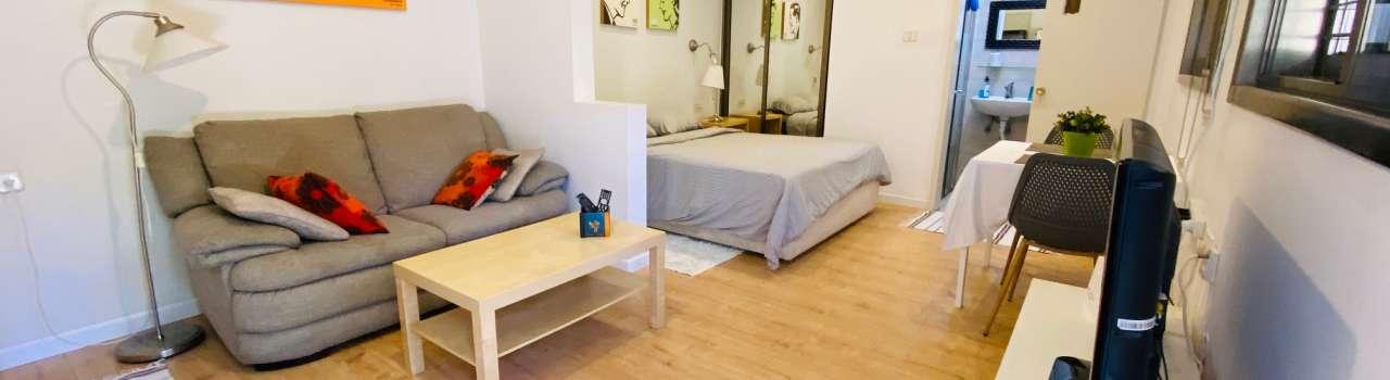 Raanana Luxury - Studio with a garden REF01