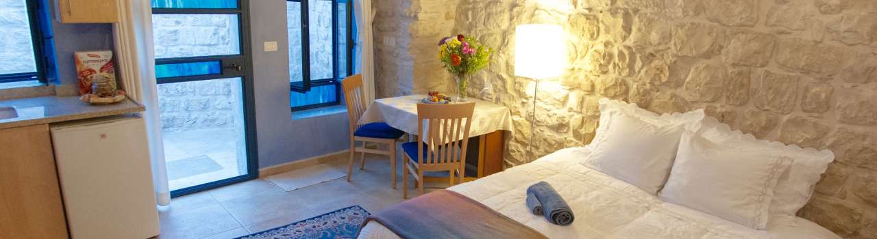 Beautiful Kosher B&B in The Heart of Tzfat